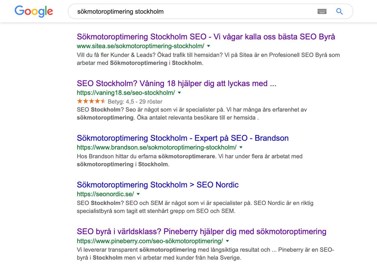 vad-är-seo-stockholm