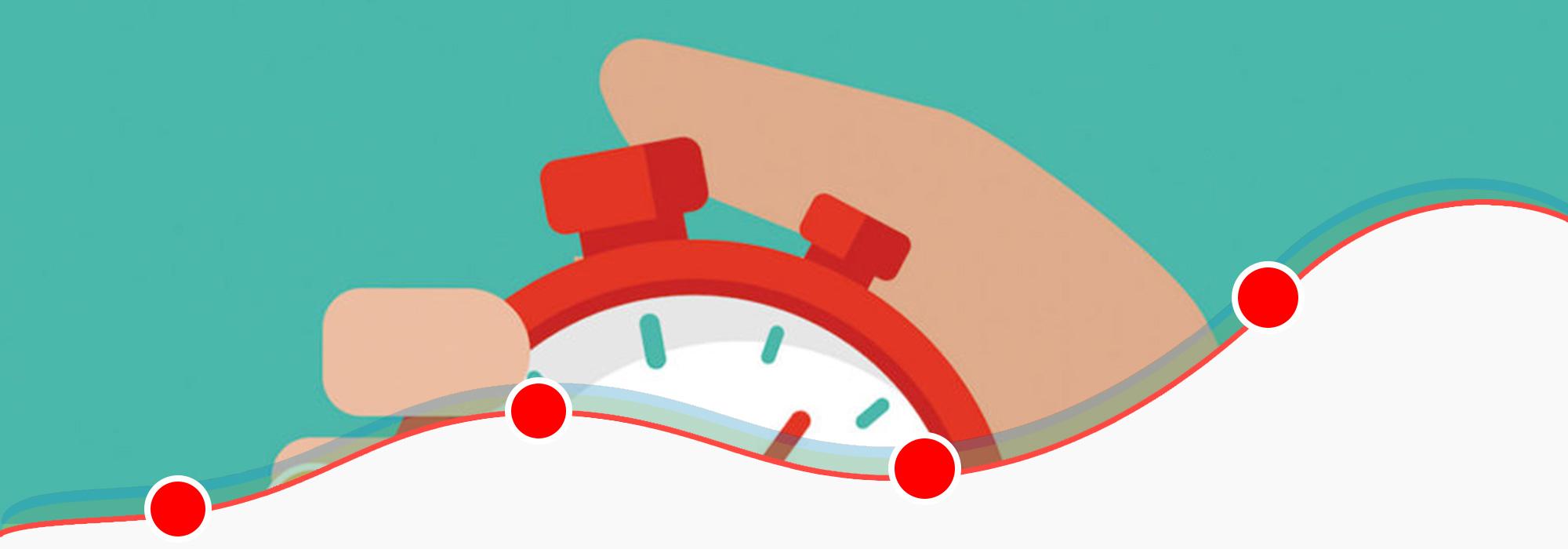 SEO Tid – Hur lång tid tar det att ranka på Google 2019?